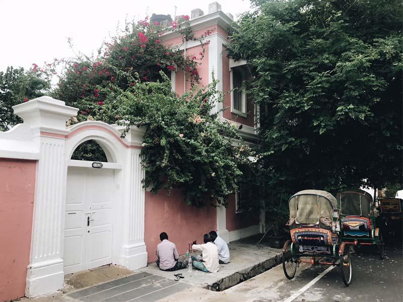 Rue Dupuy, Opp. Ibaco Icecream