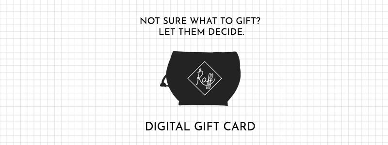 RAFF GIFT CARD WEB